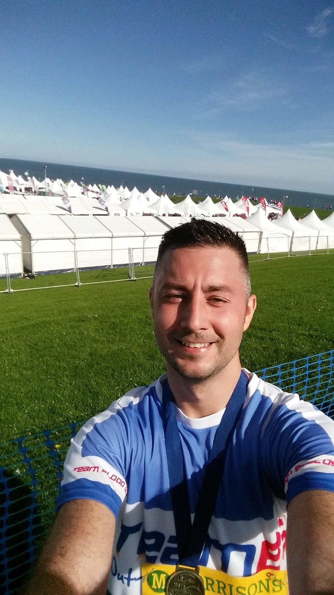 Becoming a Type 1 Diabetic Multi-marathoner, CGM, xDrip and
